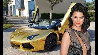 Kendall Jenner Expensive Cars Collection 2018