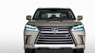2019 Lexus Lx 570 Redesign Impressive Luxury Suv, New 2019 Lexus LX 570