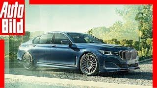 Alpina B7 Facelift (2019) Neuvorstellung / Facelift / Luxusmodell