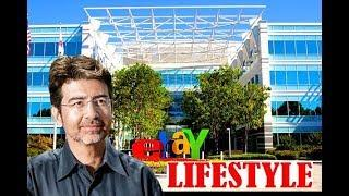 Pierre Omidyar Founder of (EBAY) Luxurious Lifestyle 2018