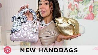 MASSIVE Luxury Shopping Spree: Unboxing New Designer Handbags | Sophie Shohet