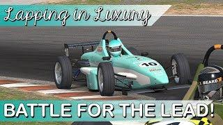 Lapping in Luxury - Battle for the LEAD!!!
