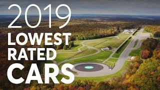 Lowest-Rated Cars of 2019    Consumer Reports