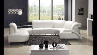 Luxury and Modern Living Room Design With Modern Sofa - Luxury Interior