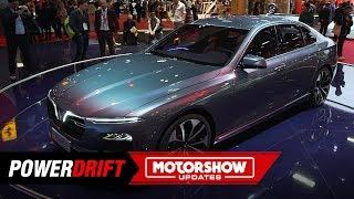 2019 Vinfast Lux A2.0 & SA2.0 : Vietnamese luxury with a German heart : Paris Motorshow : PowerDrift