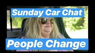 Sunday Car Chat - People Change - James Charles Drama