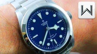 Tudor Black Bay 41 BLUE DIAL (M79540-0004) Luxury Watch Review