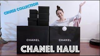 (中文English Subs) ❤️Elaine Hau -  香奈兒豪華購物分享 ???? Chanel Cruise Collection 2018 Luxury Haul ????