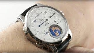 Jaeger-LeCoultre Duometre UTT Unique Travel Time Limited Edition Q606352J Luxury Watch Review