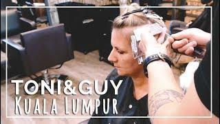 Best KL Hair Salon | Toni&Guy Kuala Lumpur at Troika