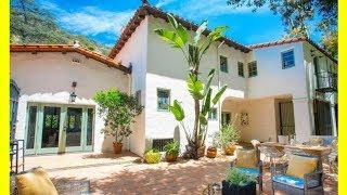 Frances Bean Cobain House Tour $2700000 Hollywood Luxury Lifestyle 2018