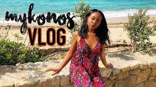 Mykonos Travel Vlog: A Week of Luxury in Greece