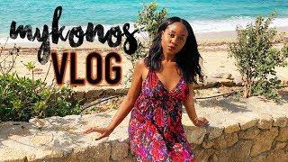 Mykonos Travel Vlog: A Week of Luxury in Greece