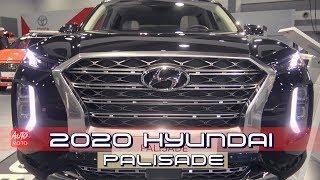 2020 Hyundai Palisade - Exterior And Interior Walkaround - 2019 Ottawa Auto Show