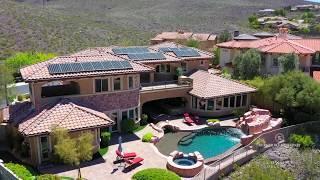 Solar Powered Luxury Home | 11 York Ridge | Henderson NV