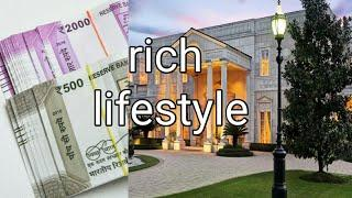 Millionaire luxury lifestyle | luxury homes visualization - Indian money visualization - the secret