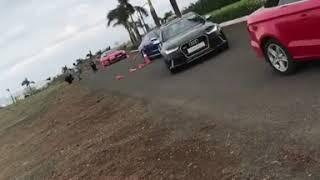 super cars drift at oxford golf resort pune audi jaguar bmw || gaurav kemse