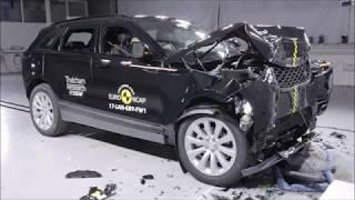 2018 Range Rover Velar   Crash Test HD