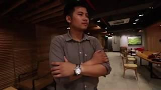 I wear the First Cambodia Luxury Watch, How about you ?