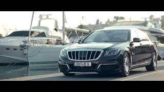 BRABUS 900 based on Maybach S 650 | Cinematic 1