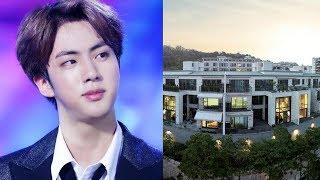 BTS's Jin Buys New $1 7 Million Luxury Apartment All In Cash