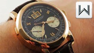 A. Lange & Sohne Datograph (403.031) Luxury Watch Review