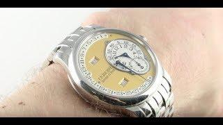 F.P. Journe Octa Calendrier Luxury Watch Review