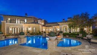 Luxury Home – 11 Sable Ridge, The Ridges Las Vegas