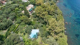 Luxury villa with view of Portofino for sale | Liguria, Italy - Ref. 4130