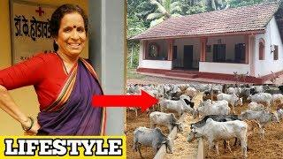 Usha Nadkarni (Bigg Boss Marathi) Lifestyle,Income,House,Cars,Luxurious,Family,Biography & Net Worth