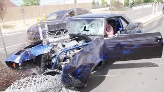 Lüx Arabaların Kazaları !!(mclaren lamborghini crash )