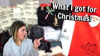 (LUXURY) WHAT I GOT FOR CHRISTMAS HAUL!! 2018