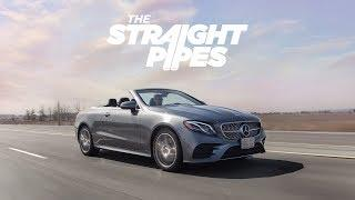 2018 Mercedes E400 Cabriolet - Luxury Drop Top