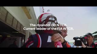 [Hyundai N] Current Leader of 2018 FIA WTCR