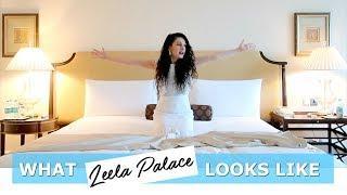 LEELA HOTEL BENGALURU: YOUR 5 STAR LUXURY PALACE EXPERIENCE INDIA | TRAVEL VLOG IV