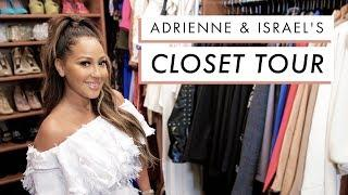 Adrienne Houghton's Closet Tour | All Things Adrienne