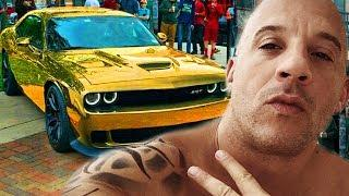 Vin Diesel - $200000000 NEW Cars COLLECTION, PRIVATE Jet & HOUSES 2018