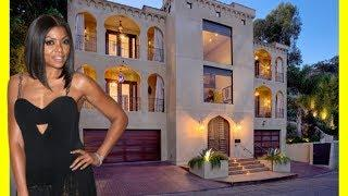 Taraji P Henson House Tour $2675000 Hollywood Hills Mansion Luxury Lifestyle 2018