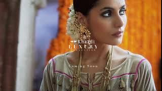 Khaadi Luxury Coming Soon