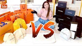 Luxury Massive Haul 2019 Part 10! Black Vs Orange ????