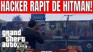 HACKER RAPIT DE HITMAN • GTA 5 FIVEM ROLEPLAY