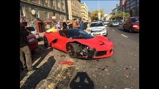 IDIOT SUPERCAR DRIVERS 2018 // FAILS