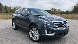 Rental Review // 2019 Cadillac XT5 Premium Luxury