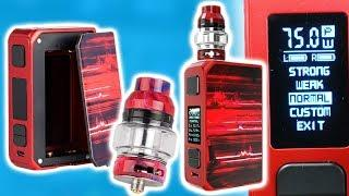 CoilArt Lux 200W Kit Review - A Voopoo Drag 2 Killer? ✌️????