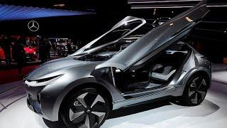 Watch: Luxury motor brands unveil ultra-exclusive models at Paris show