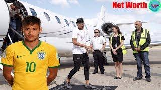 Neymar's Luxury Lifestyle 2018 Net Worth, Salary, Cars, School Biography, House Pets And Family