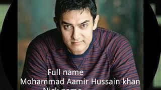 Amir khan luxury lifestyle 2019 ???? family kids net worth salary cars house wife films etc