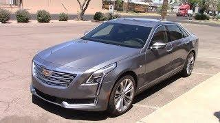 2018 Cadillac CT6 3.0 TT: 650 Mile Performance Test