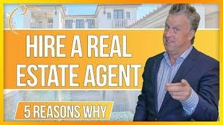 You Need To Hire a Real Estate Agent: 5 Reasons Why  | Luxury Real Estate Specialist  | TeamKiwi.com