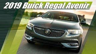 2019 Buick Regal Avenir - Versatile Luxury